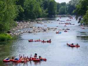 Catawba River Kayak and Tubing Rentals